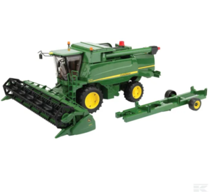 Moissonneuse batteuse John Deere T670I