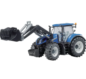 Tracteur New Holland T7.315 avec chargeur frontal